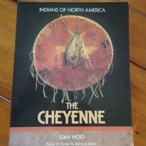 The Cheyenne Softcover Book 111 Pgs.